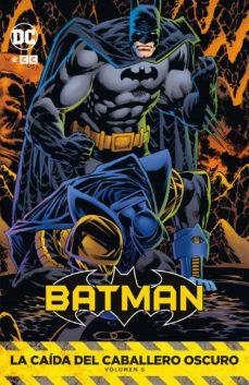 batman: la caída del caballero oscuro vol. 05-alan grant-chuck dixon-9788417549060
