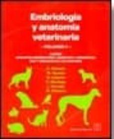 Descargar google books isbn EMBRIOLOGIA Y ANATOMIA VETERINARIA T-2 FB2 RTF 9788420011660 (Spanish Edition) de S. CLIMENT