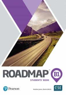 Descarga gratuita de libros de audio para Android ROADMAP B1 STUDENTS  BOOK & WORKBOOK PACK MOBI PDF CHM de HEATHER JONES, CLAIRE FITZGERALD en español 9788420571560