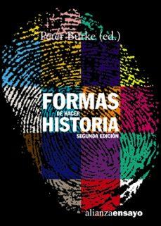 formas de hacer historia (2ª ed.)-9788420641560