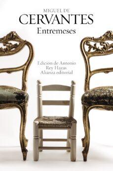 Libros en inglés audios descarga gratuita ENTREMESES MOBI (Literatura española) 9788420697260 de MIGUEL DE CERVANTES