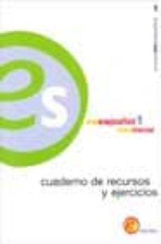 Inmaswan.es Es Español 1. Cuaderno De Recursos Y Ejercicios(incluye Cd-rom) Image
