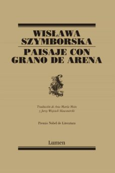 paisaje con grano de arena (ebook)-wislawa szymborska-9788426407160