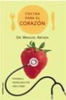 cocina para el corazon-manuel artaza-9788427027060