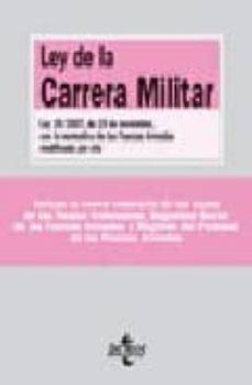 Debatecd.mx Ley De La Carrera Militar: Ley 39/2007, De 19 De Noviembre Con La Normativa De Las Fuerzas Armadas Modificada Por Ella Image
