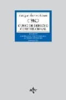 Geekmag.es Curso De Derecho Constitucional (Vol. Ii): Los Organos Constituci Onales. El Estado Autonomico (6ª Ed.) Image
