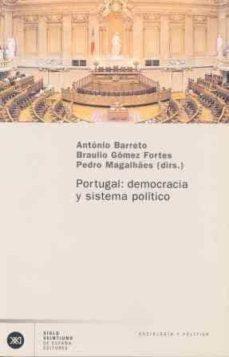 portugal: democracia y sistema politico-antonio barreto-braulio gomez fortes-9788432311260