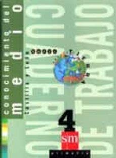 Inmaswan.es Cuaderno Conocimiento Del Medio (Castilla Y Leon) (4º Educacion P Rimaria) (Nuevo Proyecto Tierra) Image