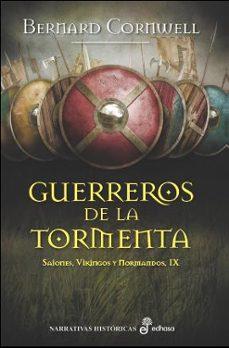 Javiercoterillo.es Guerreros De La Tormenta (Sajones, Vikingos Y Normandos Ix) Image