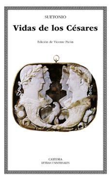vidas de los doce cesares-cayo suetonio tranquilo-9788437616360
