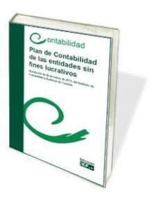 Descargar PLAN DE CONTABILIDAD DE LAS ENTIDADES SIN FINES LUCRATIVOS gratis pdf - leer online