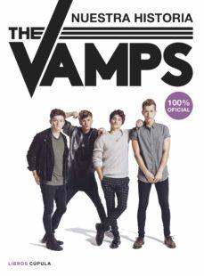 the vamps: nuestra historia-9788448022860