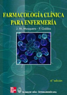 Libros de audio descargables de mp3 gratis FARMACOLOGIA CLINICA PARA ENFERMERIA (Literatura española) MOBI de MOSQUERA 9788448198060