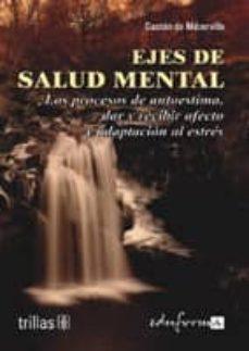 Chapultepecuno.mx Ejes De Salud Mental: Los Procesos De Autoestima, Dar Y Recibir A Fecto Y Adaptacion Al Estres Image