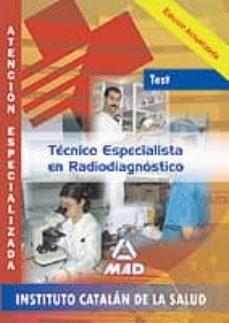 Ojpa.es Tecnico Especialista En Radiodiagnostico Del Instituto Catalan De La Salud. Test Image