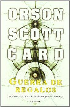 guerra de regalos (saga de ender 1.2)-orson scott card-9788466636360