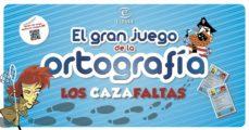 Inmaswan.es El Gran Juego De La Ortografia: Los Cazafaltas (Juego + Libro) Image