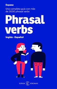Descargador de libros electrónicos en línea PHRASAL VERBS ESPASA