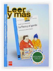 Inmaswan.es Cuaderno Comprension Lectora: Flaca/gordo Image