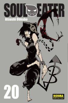 soul eater 20-atsushi ohkubo-9788467913460