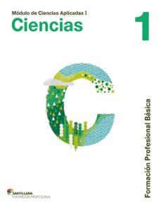 Ciencias Naturales 1º Formacion Profesional Ciencias Aplicadas Vv Aa Comprar Libro 9788468018560