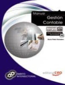 Srazceskychbohemu.cz Manual Gestión Contable. Formación Para El Empleo Image