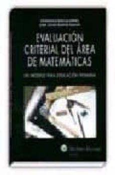 Cdaea.es Evaluacion Criterial Del Area De Matematicas: Un Modelo Para Educ Acion Primaria Image