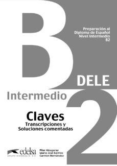 Ebook para descargas gratis PREPARACION DELE B2 CLAVES