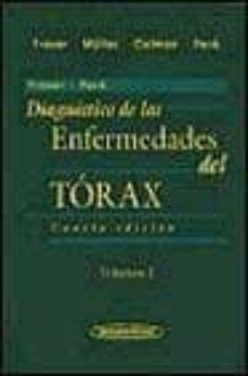 Chapultepecuno.mx Diagnostico De Las Enfermedades Del Torax (4 Vols.) (4ª Ed.) Image