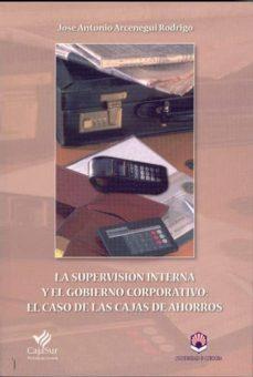 Mrnice.mx La Supervision Interna Y El Gobierno Corporativo: El Caso De Las Cajas De Ahorros Image