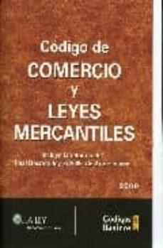 Inmaswan.es Codigo De Comercio Y Leyes Mercantiles 2009. Codigos B Image