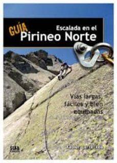 guia de escalada en el pirineo norte-xabier larretxea-9788482164960