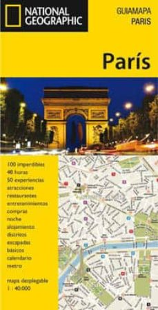 Costosdelaimpunidad.mx Paris 2011 (Guia Mapa) Image