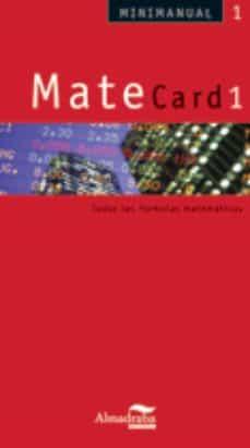 Cdaea.es Matecard 1 (Minimanuales) Image