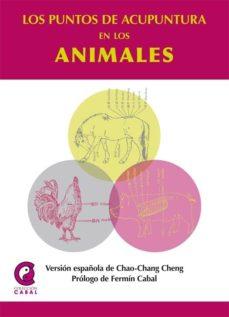 Descargar gratis ebooks pdf LOS PUNTOS DE ACUPUNTURA EN LOS ANIMALES