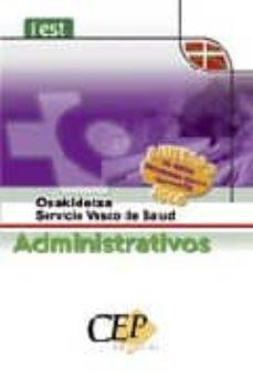 Chapultepecuno.mx Administrativo Servicio Vasco De Salud Osakidetza: Test Image