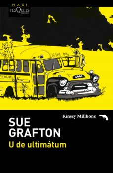 Descargar libros gratis para kindle en línea U DE ULTIMATUM (Spanish Edition) de SUE GRAFTON 9788483838860