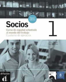 Descargar libros alemanes pdf SOCIOS 1 N.E.CUADERNO DE EJERCICIOS + CD 9788484434160 (Literatura española) MOBI PDB