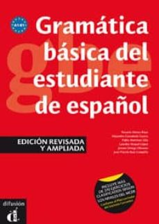 gramatica basica del estudiante de español (a1-b1)-9788484437260
