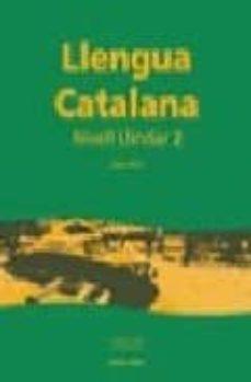 llengua catalana, nivell llindar 2-dolors badia-9788488887160