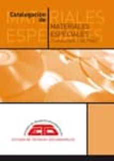 Emprende2020.es Catalogacion De Materiales Especiales En Isbd E Ibermarc Image