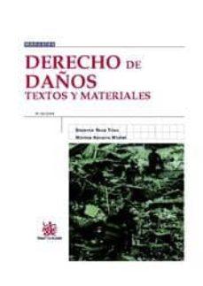 Srazceskychbohemu.cz Derecho De Daños Textos Y Materiales Image