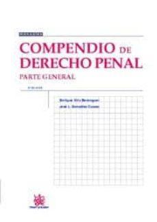 Bressoamisuradi.it Compendio De Derecho Penal. Parte General (3ª Edicion) Image