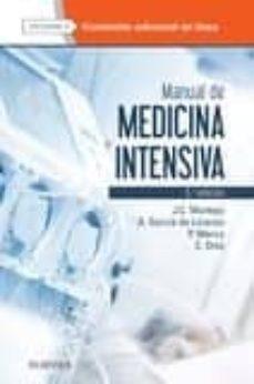 Pdf descargas de libros MANUAL DE MEDICINA INTENSIVA (5ª ED.)