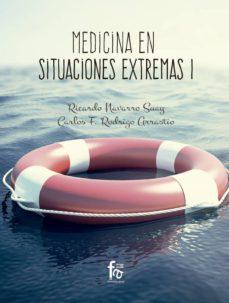 Descargando audiolibros a iphone 5 MEDICINA EN SITUACIONES EXTREMAS 1 (2ª ED.) de CARLOS F. RODRIGO ARRASTIO, RICARDO NAVARRO SUAY en español