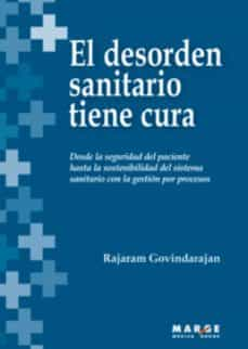 Google ebooks descargar gratis kindle EL DESORDEN SANITARIO TIENE CURA in Spanish