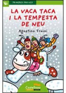 Colorroad.es Vaca Taca I La Tempesta De Neu (Majuscules) Image
