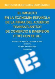 Colorroad.es El Impacto En La Economía Española De La Firma Del Acuerdo Transtlántico De Comercio E Inversión (Ttip) Con Ee.uu Image