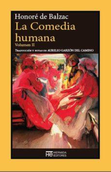 Descarga gratuita de libros de inglés online. LA COMEDIA HUMANA (VOL.II)