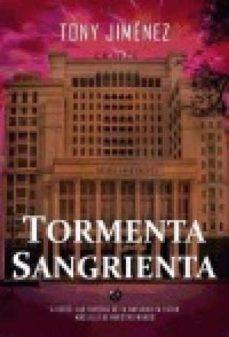 Buenos libros electrónicos para descargar TORMENTA SANGRIENTA ePub en español